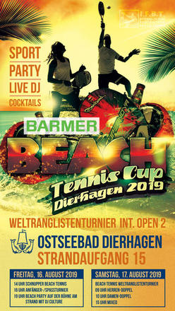 Barmer Beach-Tennis-Cup 2019