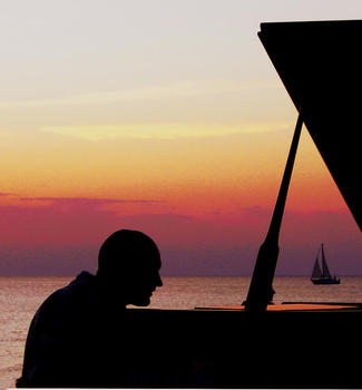 Sunset Piano, Dierhagen