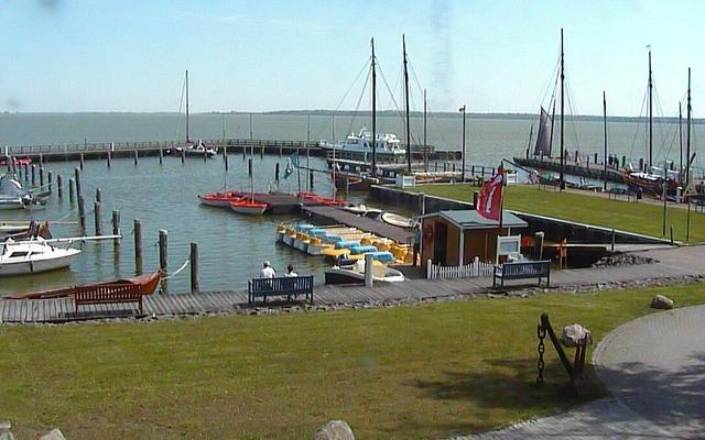 Webcam Hafen