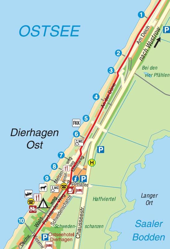Hotel Dierhagen Strand