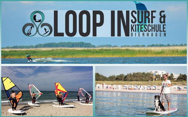LOOP IN Surf & Kiteschule Dierhagen